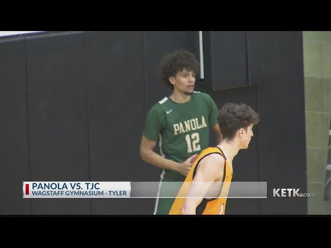 Panola College beats TJC 77-70