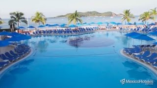 Hotel Azul Ixtapa All Inclusive Beach Resort and Convention Center en MexicoHoteles.com.mx