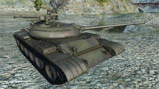 AndquotАпнутый нерфandquot Т-54