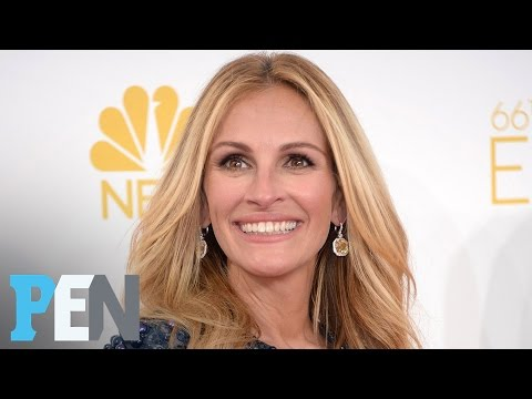 Julia Roberts Clears Up Rumors, Talks Diet, Her Favorite Style & Oscars | PEN | People