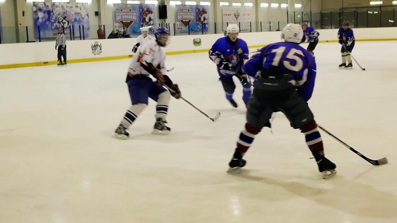 Любительский хоккей Новосибирска (2А PRODUCTION )