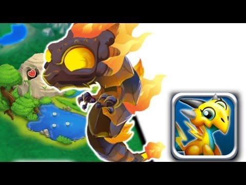 How to breed Burning Dragon 100% Real! Dragon City Mobile!