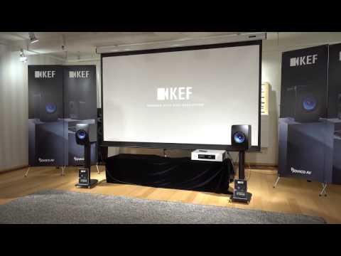 KEF LS50 Wireless - Sound Demo 1