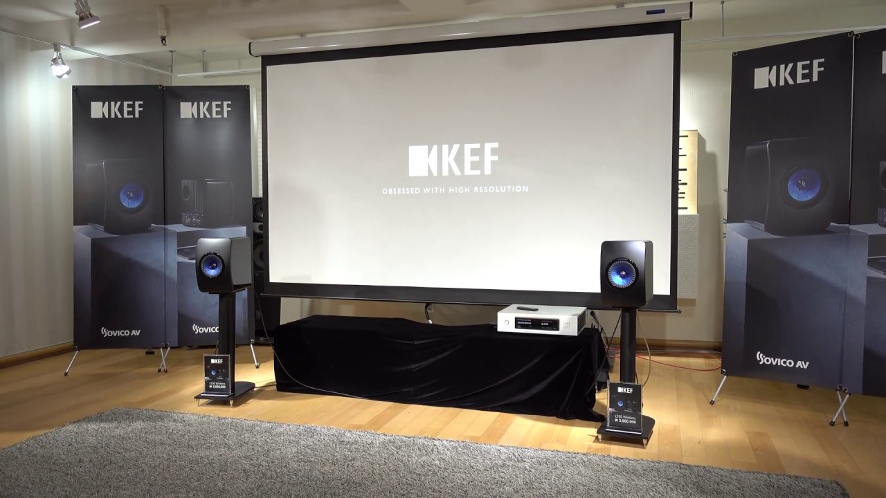kef ls50 wireless speakers. kef ls50 wireless - sound demo 1 kef ls50 speakers