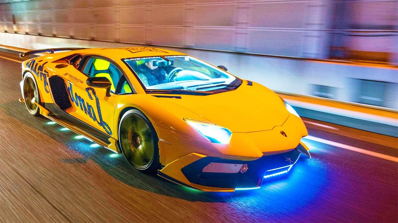 Nihon Nights Discover Japan S Custom Supercar Culture W