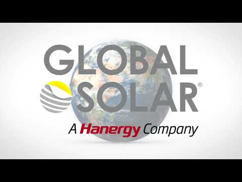 Global Solar Corporate Video