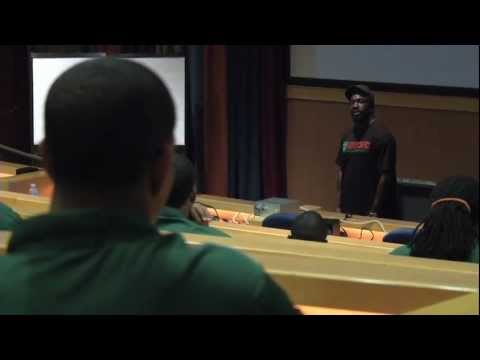 Raising Canes: Ed Reed Speaks to 2011 Canes