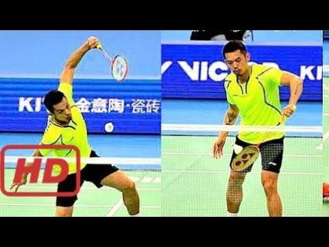Love badminton |  [Post Olympic] LIN DAN vs Wang Zhengmin - 2016 China Badminton National Team Cham