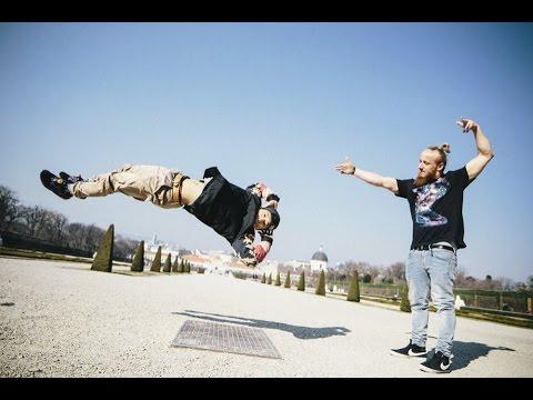 Unbelievable B-boy Flipping & Tricking ...