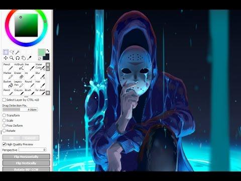 clip studio paint free deform