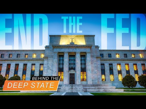 How The Federal Reserve Enslaved Us | Behind the Deep State