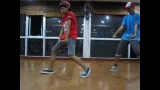 Kenn Mijares and Dale Siao Panty Droppa Choreography