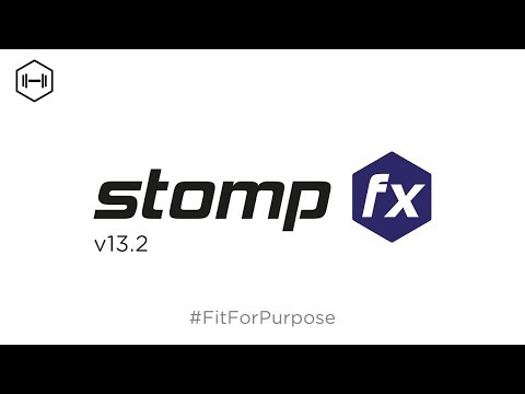 stomp fx V13.2 - Track 08 - High Intensity Interval Training (HIIT)