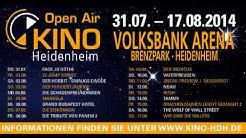 OPEN AIR KINO HEIDENHEIM 2014 Trailer