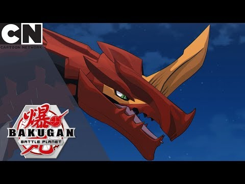 Bakugan: Battle Planet | Finding Dragonoid | Cartoon Network UK
