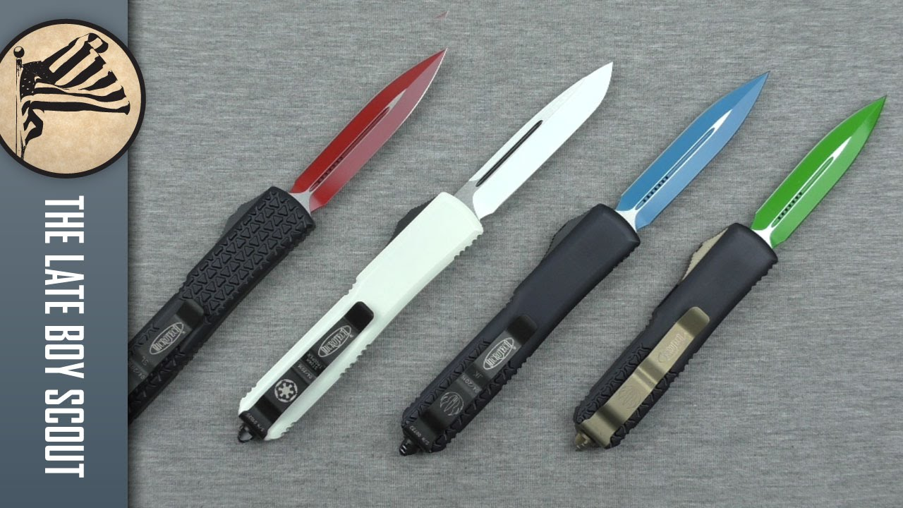 star wars ultratech knives may the otf be with you youtube