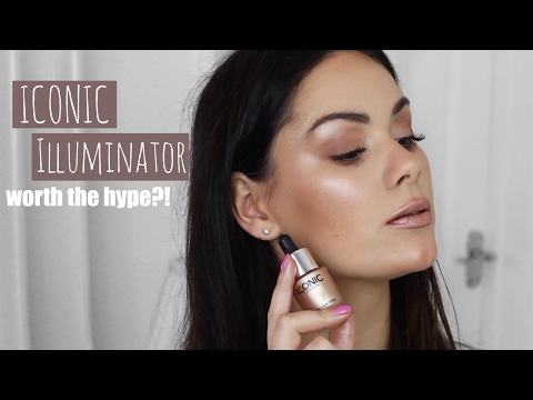ICONIC ILLUMINATOR - REVIEW AND DEMO | Beauty's Big Sister