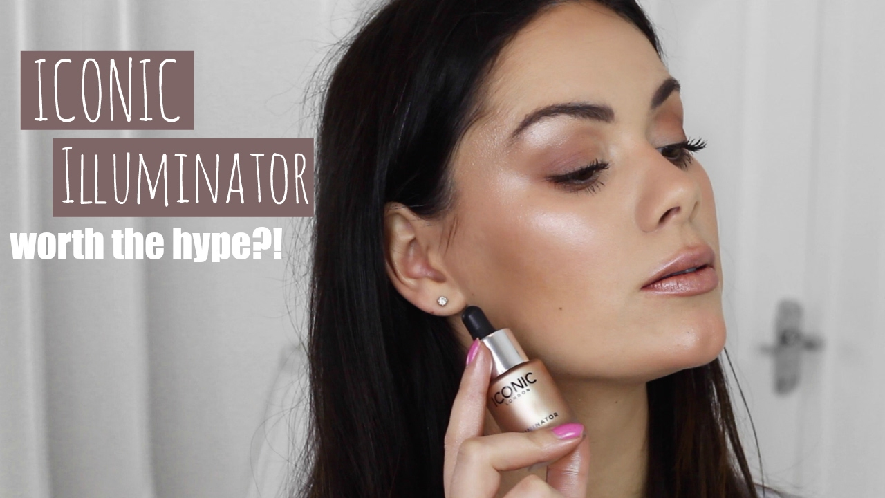 ICONIC ILLUMINATOR REVIEW AND DEMO Beautys Big Sister YouTube