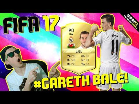 FIFA 17 CZ | GARETH BALE! | 90. minuta je zákeřná!