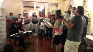 Spanish Eyes (Rot ist der Wein) (Choir + Piano)