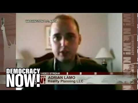 Adrian Lamo, Bradley Manning Informant, Defends Turning in Alleged WikiLeaks Whistleblower