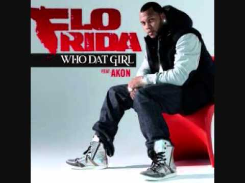 Flo Rida ft. Akon - Who Dat Girl (Hardwell Club Mix)
