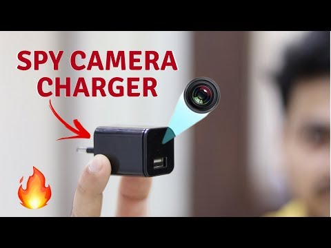 Spy Camera | Smart Charger Spy Camera | Tech Unboxing 🔥
