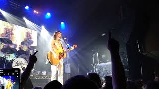The Darkness - We are the guitar men (1/2/2020) Barcelona