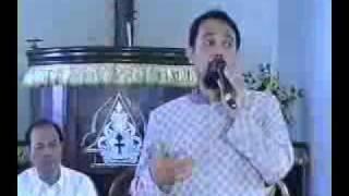 Pemuka FPI Surabaya bertobat, menerima Yesus part4