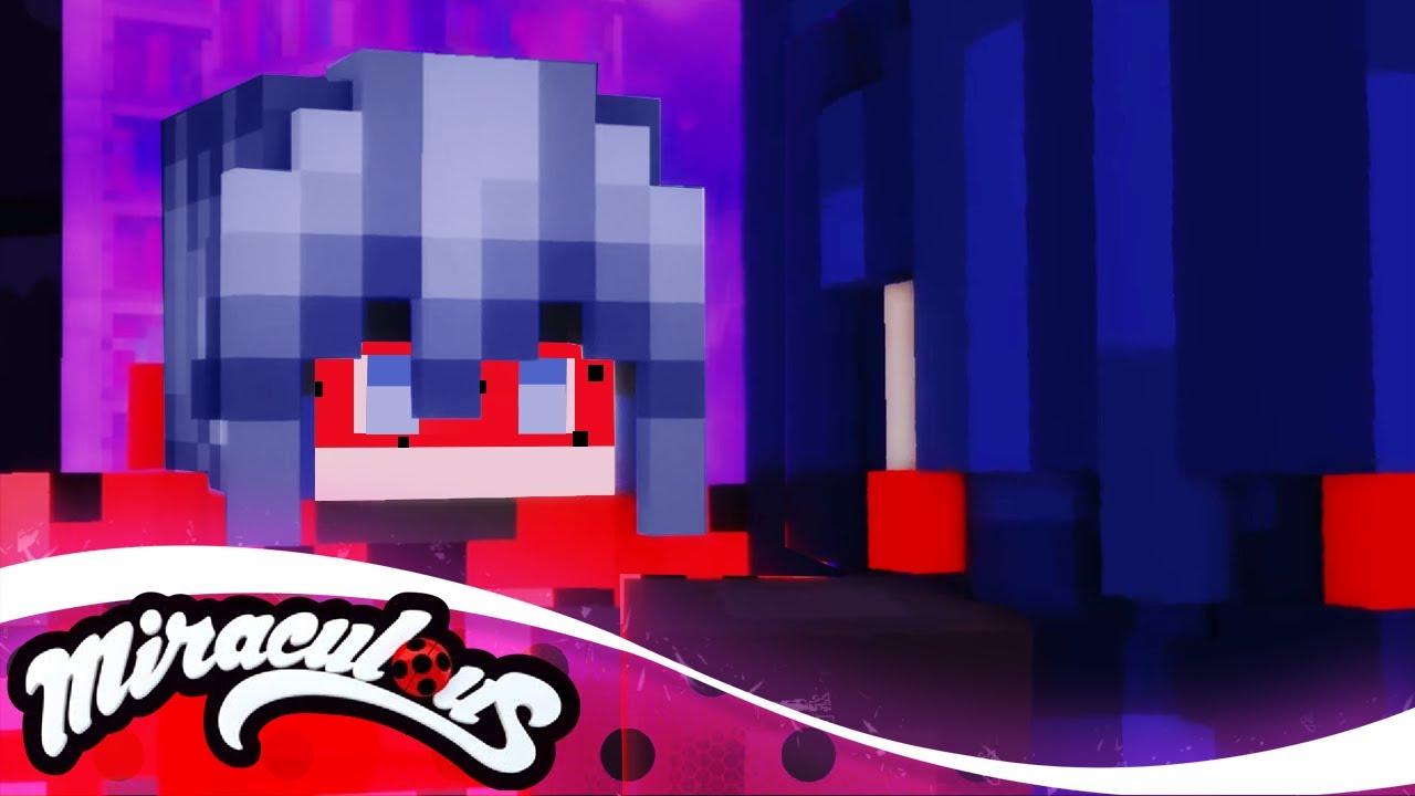 Minecraft Miraculous Ladybug 🐞 Season 1 Episode 3 🐞 Minecraft Roleplay
