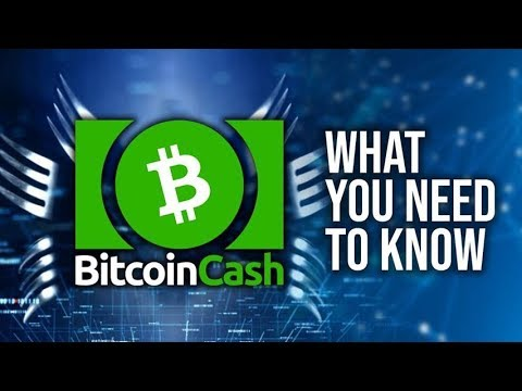 Bitcoin Cash Hard Fork Nov 2018 - What You Need To Know