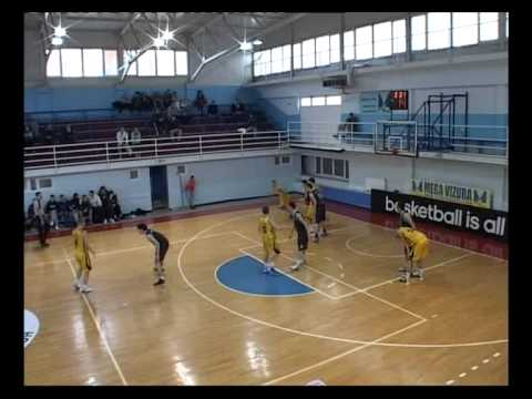 2012/13 Junior League of Serbia - Round 13 : Mega Vizura - Partizan (82:86)
