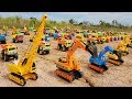 Excavator Dump Truck Construction Vehicle Toys For Children Toy Cars For Kids | Vic Vic
