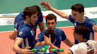 #Pallavolo A2 maschile: Club Italia-Cantù 3-0: highlights thumbnail