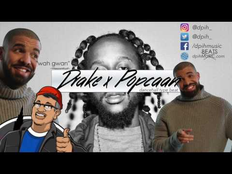 "Drake ft Popcaan Type Beat - ""Wah Gwan"" Dancehall Instrumental (prod by DPIH)"