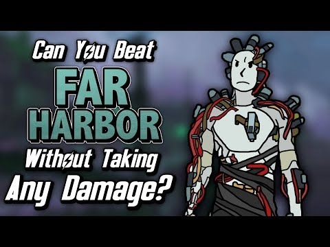 Can You Beat Far Harbor Without Taking Any Damage?