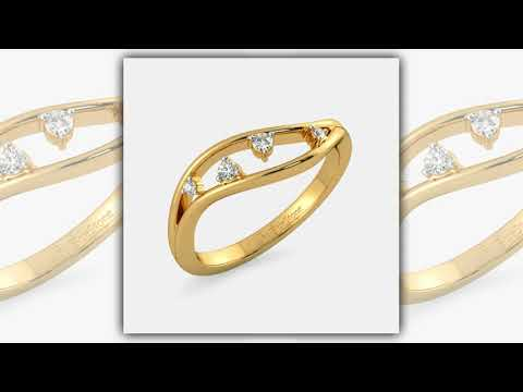 latest gold ring designs/ Daily Wear Gold Rings Designs For Women/rings designs for engagement