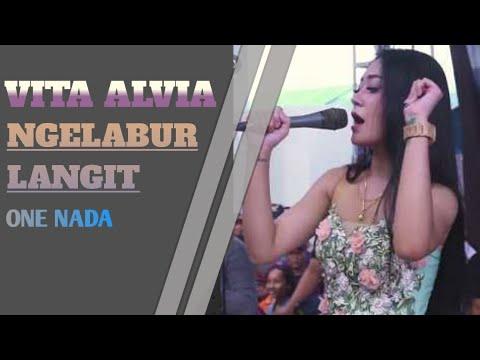 Ngelabur langit - Vita Alvia - One Nada