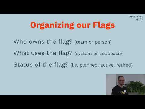 Lean Product Development: Managing Feature Flags at Scale (Pete Hodgson)