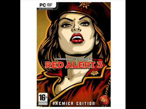 Red Alert 3 soundtrack - Exploring In Mainland Europe