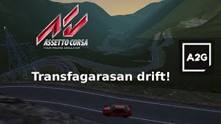 [Assetto Corsa - Gameplay ITA] Transfagarasan drift