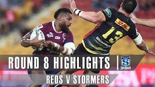 ROUND 8 HIGHLIGHTS: Reds v Stormers – 2019