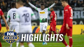 Monchengladbach vs. Bayern Munich | 2019 Bundesliga Highlights