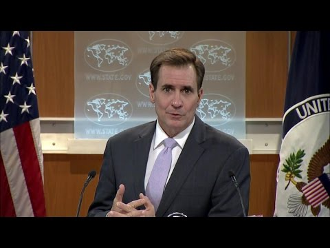 Daily Press Briefing - March 9, 2016