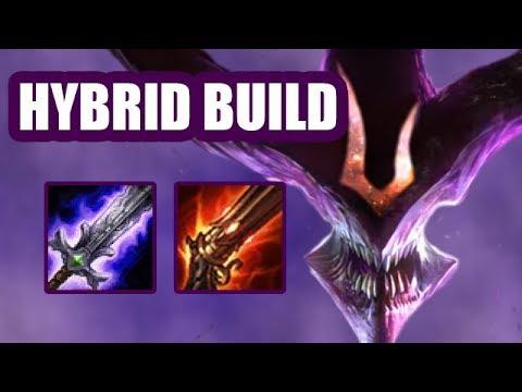 RFC AD Thresh Top - HYBRID BUILD - League of Legends