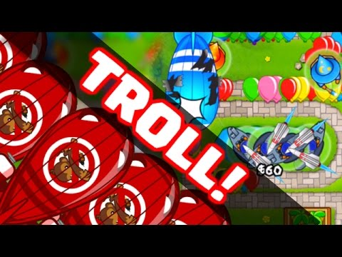 Bloons TD Battles - IM THE BEST TROLL...