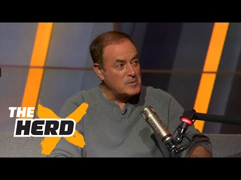 Here is what Al Michaels was thinking as he called Packers/Cardinals on Sunday | THE HERD