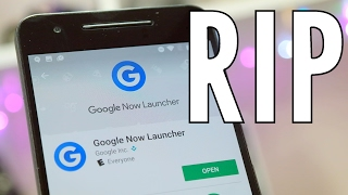 RIP Google Now Launcher  What's next for Android fans and manufacturers?