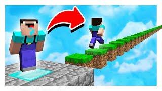Minecraft SKY JUMPER PARKOUR! - (Minecraft Trolling) with PrestonPlayz & Kenny