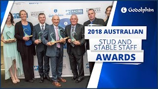 2018 Australian Godolphin Stud and Stable Staff Awards Highlights